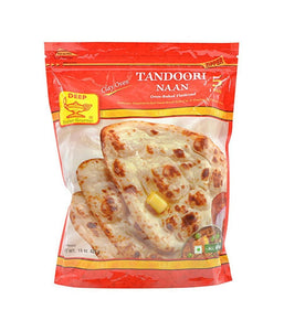 Deep Tandoori Naan - 375 Gm - Daily Fresh Grocery