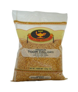 Deep Toor Daal (Dry) / 4lbs - Daily Fresh Grocery