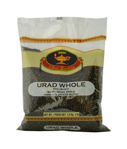 Deep Urad Whole / 4lbs - Daily Fresh Grocery