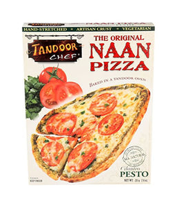 Deep's The Original Naan Pizza Cilantro Pesto - Daily Fresh Grocery