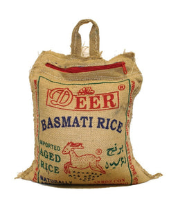 Deer Basmati Rice - 10 lbs - Daily Fresh Grocery