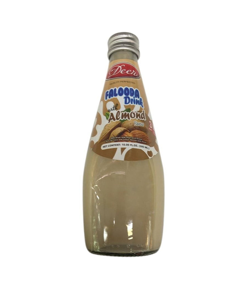 Deer Falooda Drink with Almond Flavor - 300 ml - Daily Fresh Grocery