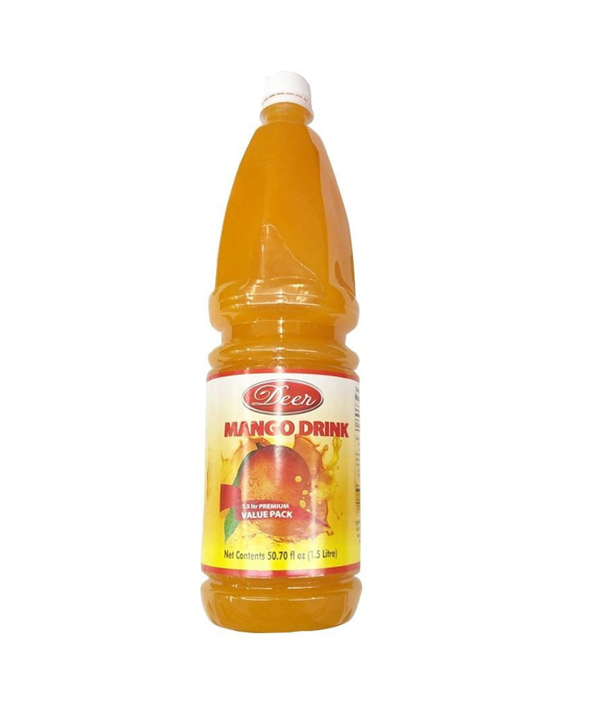 Deer Mango Drink - 1.5 Ltr - Daily Fresh Grocery