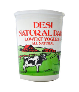 Desi Dahi Low Fat (Yogurt) 5lb - Daily Fresh Grocery