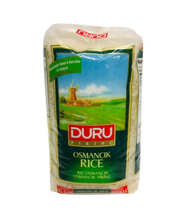DURU - Pirinc - Osmancik Rice - 2Lb - Daily Fresh Grocery