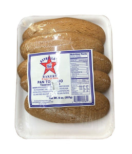 Estrella's Bakery Pan Tostado Toasted Bread - 8 oz - Daily Fresh Grocery