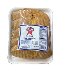 Estrella's Bakery Pan TostadoToasted Bread - 8 oz - Daily Fresh Grocery