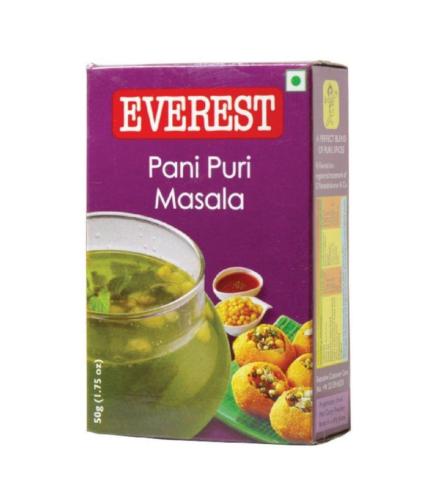 Everest Pani Puri Masala 50 gm - Daily Fresh Grocery