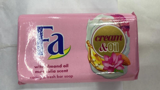 Fa Cream & Oil Soap - Daily Fresh Grocery