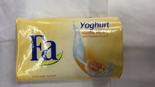 Fa Yogurt Vanilla Honey Cream Soaf - Daily Fresh Grocery