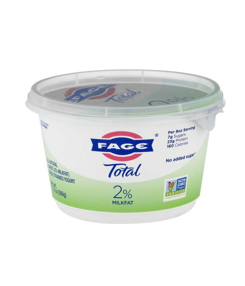 FAGE Total 2% Milk Fat - 500 Gm - Daily Fresh Grocery