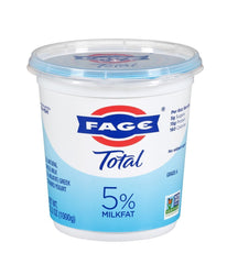 FAGE Total 5% Milk Fat - 1000 Gm - Daily Fresh Grocery