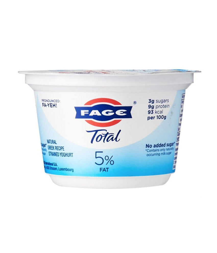 FAGE Total 5% Milk Fat - 500 Gm - Daily Fresh Grocery