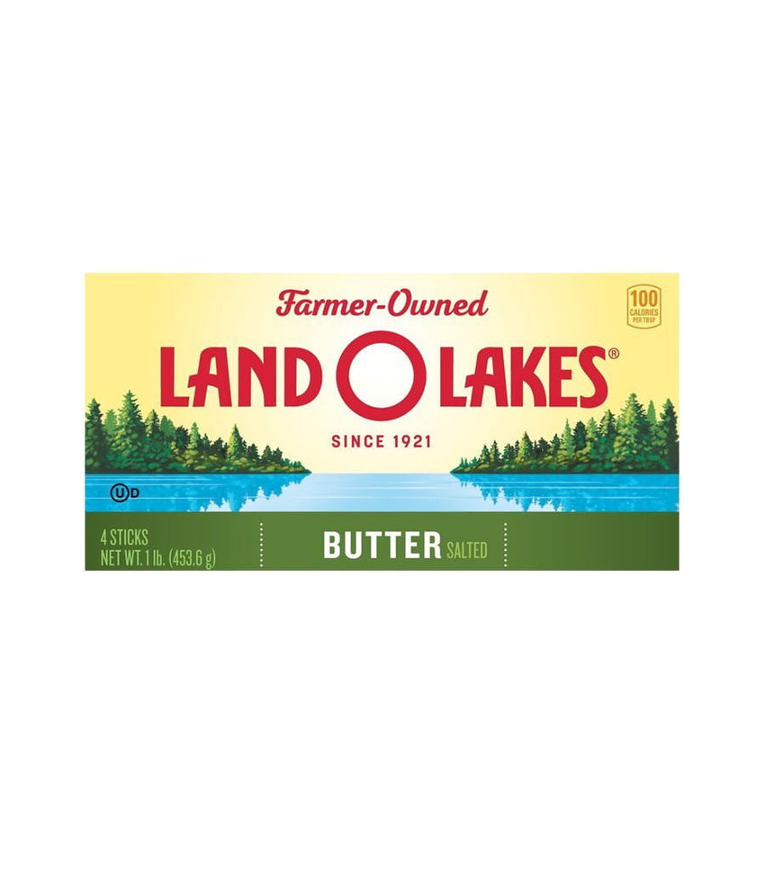 Farmer-Owned Land O Lakes Salted Butter - 453 Gm - Daily Fresh Grocery