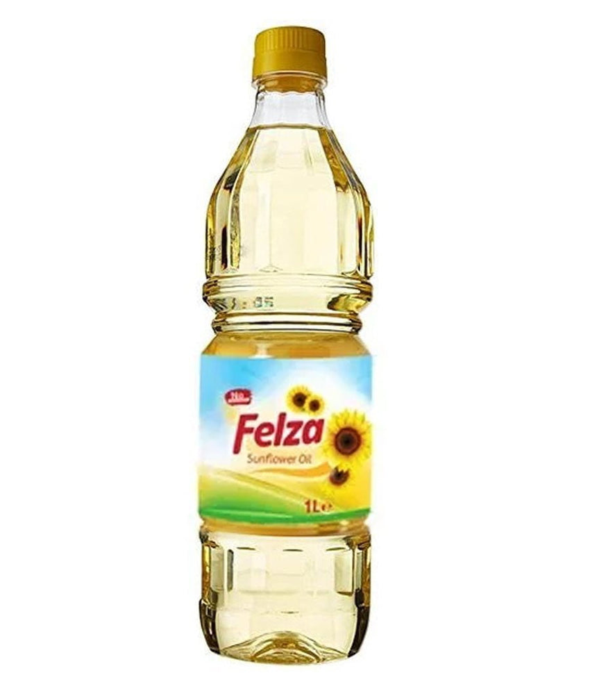 Felza Pure Sunflower Oil - 1 Ltr - Daily Fresh Grocery