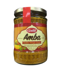 Galil Amba Pickled Mango Sauce - 22 oz - Daily Fresh Grocery