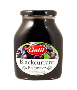 Galil Blackcurrant Preserve - 14.8 oz - Daily Fresh Grocery