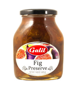 Galil Fig Preserve - 14.8 oz - Daily Fresh Grocery