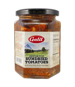 Galil Imported Sundried Tomatoes in Oil - 19 oz - Daily Fresh Grocery