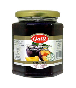 Galil Plum Preserve Extra Fruit - 13 oz - Daily Fresh Grocery