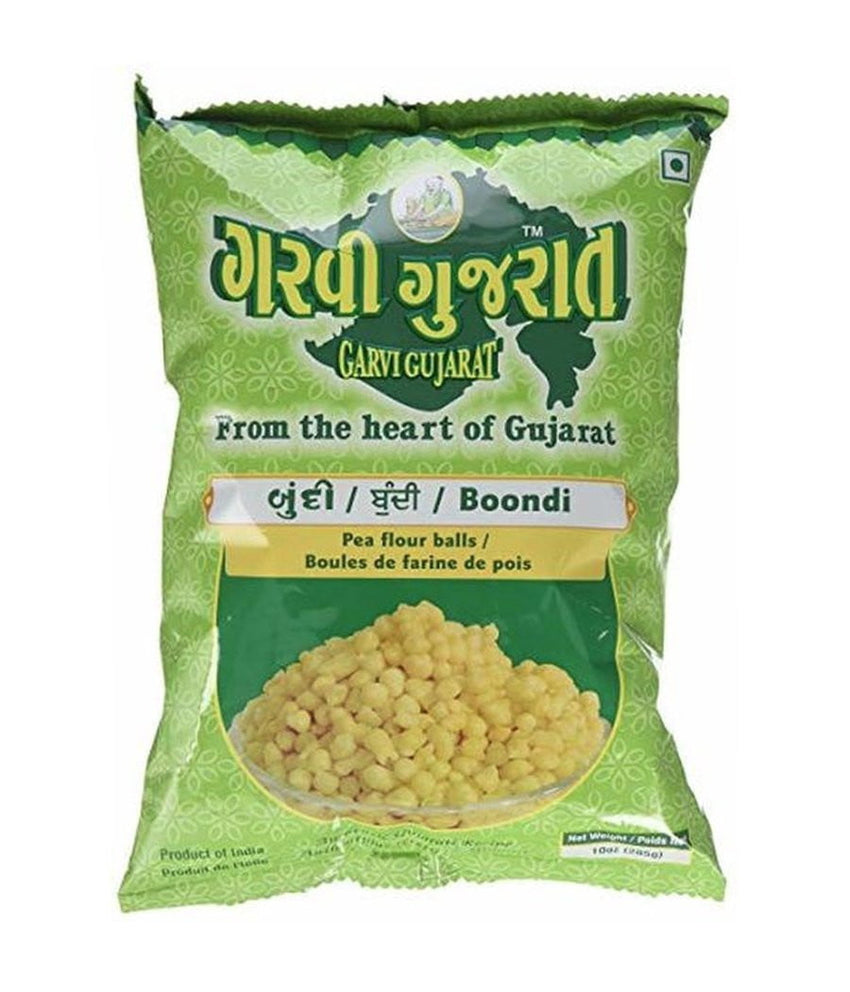 Garvi Gujarat Boondi - 285 Gm - Daily Fresh Grocery