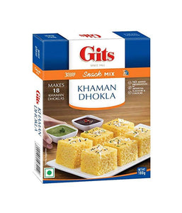 GITS Khaman Dhokla Mix 180 gm - Daily Fresh Grocery