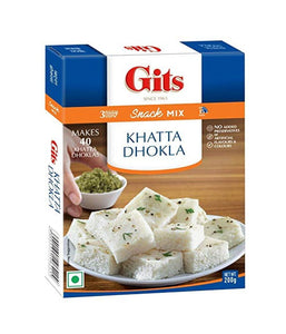GITS Khatta Dhokla Mix 200 gm - Daily Fresh Grocery