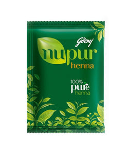 Godrej Nupur Henna Powder 120 g - Daily Fresh Grocery