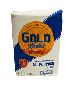 GOLD MEDAL - All Purpose Flour - 5 Lb - Daily Fresh Grocery