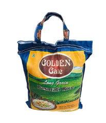 GOLDEN GATE -  Basamati Rice - 10Lbs - Daily Fresh Grocery
