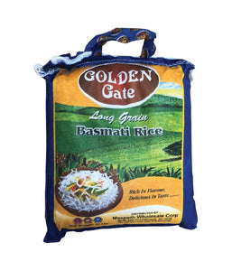 Golden Gate Long Grain Basmati Rice - 10 lbs - Daily Fresh Grocery