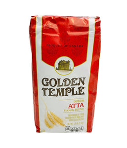 GOLDEN TEMPLE - Durum Atta Flour - 5.5Lbs - Daily Fresh Grocery