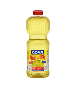 Goya Canola Oil 48 oz - Daily Fresh Grocery