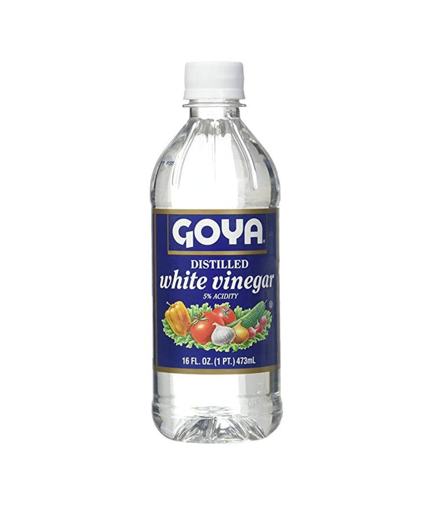Goya White Vinegar Distilled  16 oz - Daily Fresh Grocery