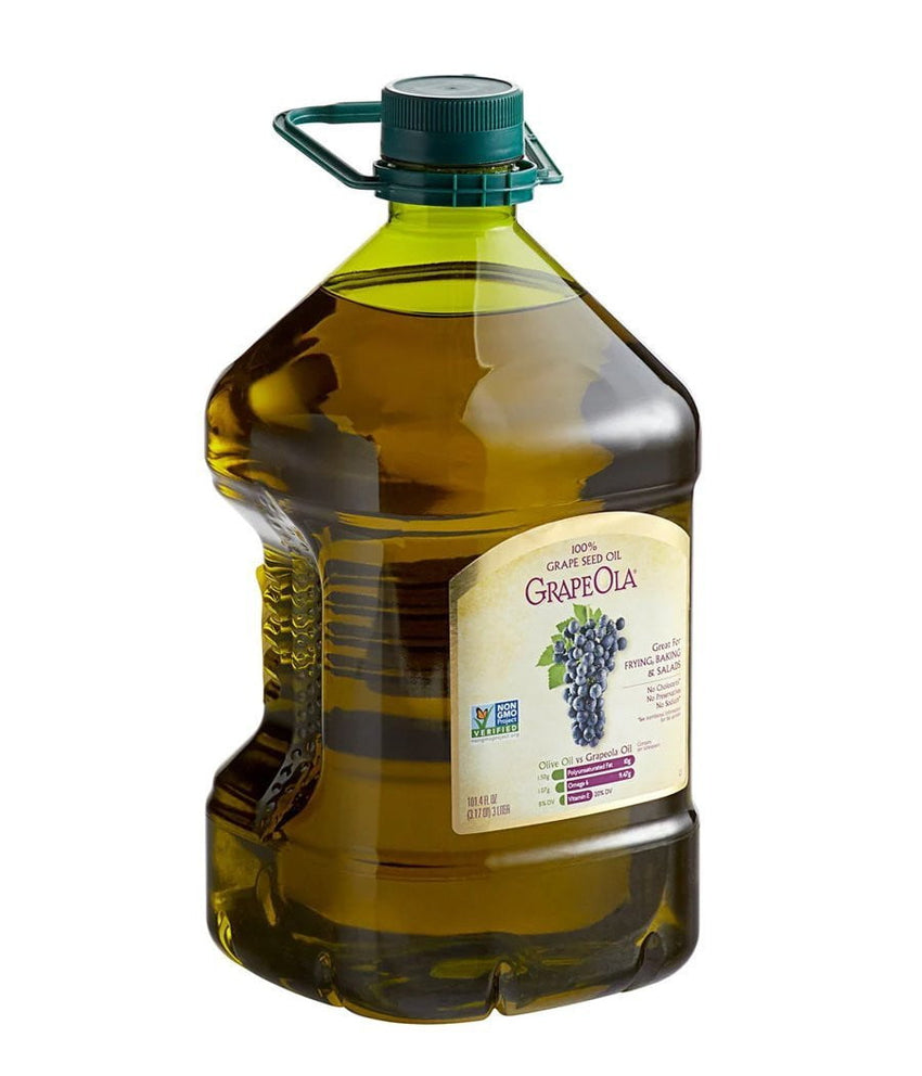 Grapeola Grapeseed Oil - 3 Ltr - Daily Fresh Grocery