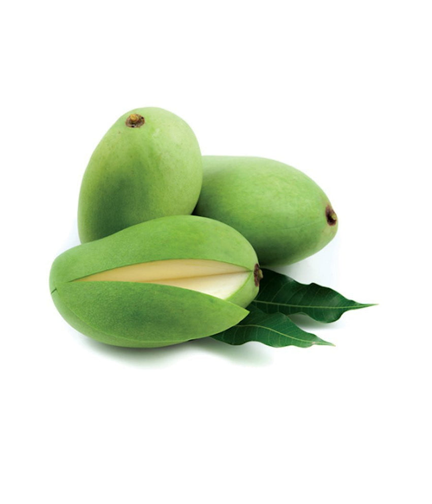 Green Mango Each, about 1.5 lb / 680 gram - Daily Fresh Grocery