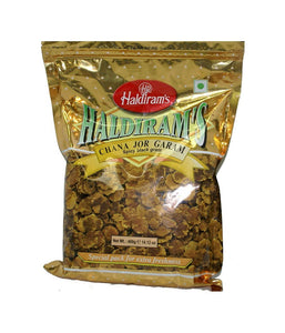 Haldiram's Chana Jor Garam Spicy Black Gram  14 oz / 400 gram - Daily Fresh Grocery