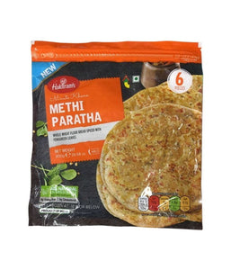 Haldirams Methi Paratha - 300 Gm - Daily Fresh Grocery