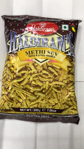 Haldiram's Methi Sev - 200 Gm - Daily Fresh Grocery