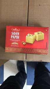 Haldirams Soan Papdi - 250 Gm - Daily Fresh Grocery