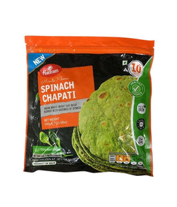 Haldirams Spinach Chapati - 300 Gm - Daily Fresh Grocery