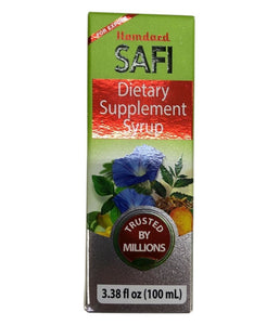 Hamdard Safi Dietary Supplement Syrup - 100ml - Daily Fresh Grocery
