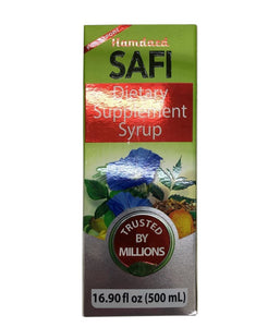 Hamdard Safi Dietary Supplement Syrup - 500ml - Daily Fresh Grocery