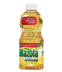 Heart Healthy Mazola Corn Oil - 473 ml - Daily Fresh Grocery