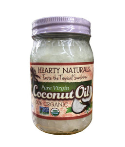 Heart Naturals Organic Pure Virgin Coconut Oil - 414ml - Daily Fresh Grocery