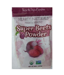 Hearty Naturals Fresh & Healthy Super Beets Powder - 224 Gm - Daily Fresh Grocery