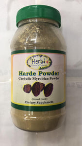Herbi Harde Chebulic Myroblan Powder - 7 oz - Daily Fresh Grocery