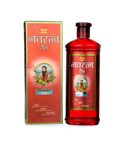 Himani Navratna Hair Oil 200 ml - Daily Fresh Grocery
