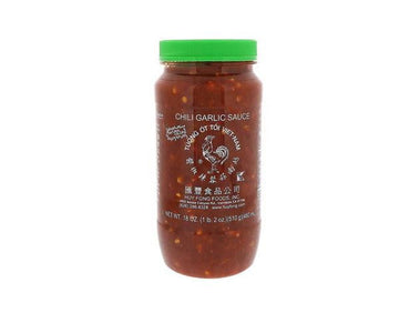 Huy Fong Chili Garlic Sauce - Daily Fresh Grocery