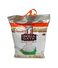 INDIA GATE -Basmati Rice - Excel - 10Lb - Daily Fresh Grocery